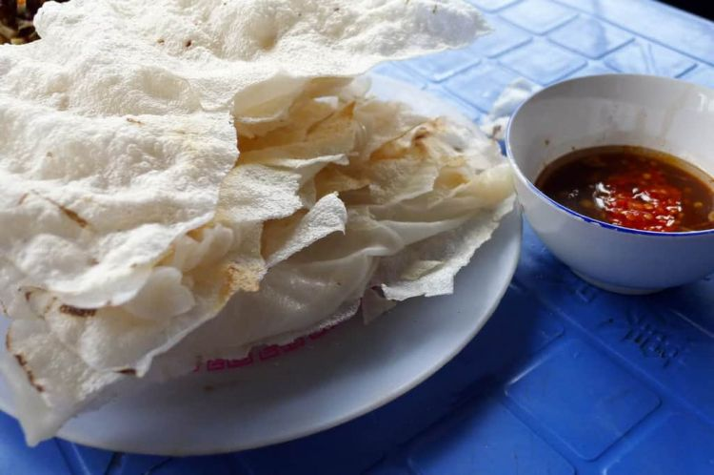 bánh bột lọc - món ngon Hội An